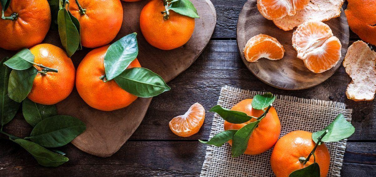 La dulce y ácida mandarina deleita a los venezolanos