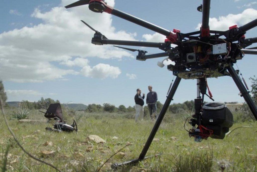 Drones para reforestar, buenas nuevas para el planeta