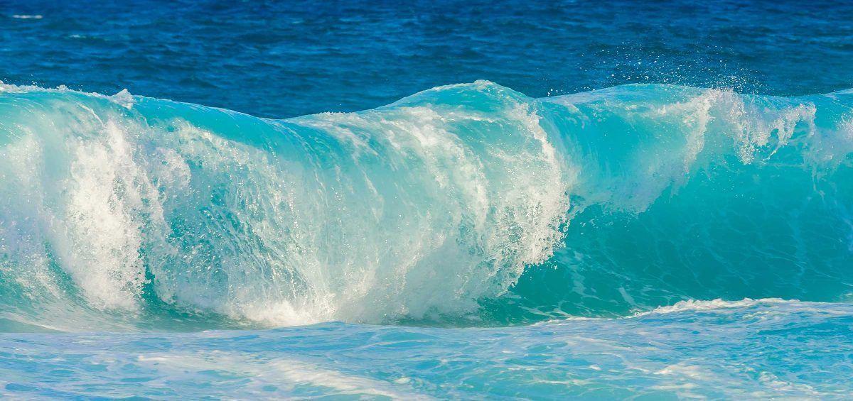 Las olas son una fuente energética inagotable