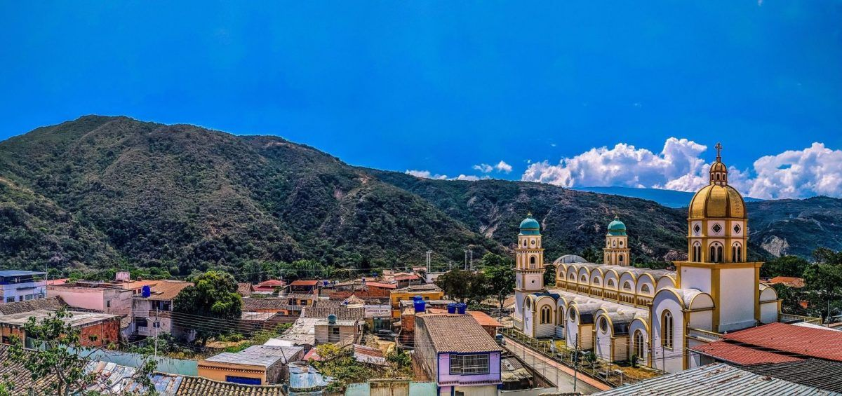 Pueblos de montaña y llano de Venezuela