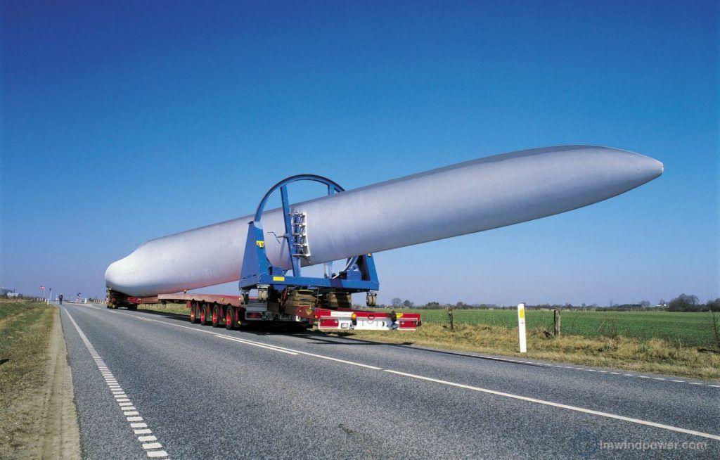 Las palas de turbinas eólicas también serán reciclables