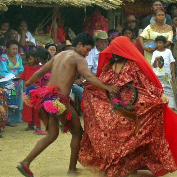 Yonna, representación mítica y vibrante de un ancestral legado