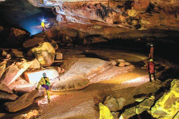 La cueva de cuarcita más larga del mundo es la venezolana Imawarí Yeutá