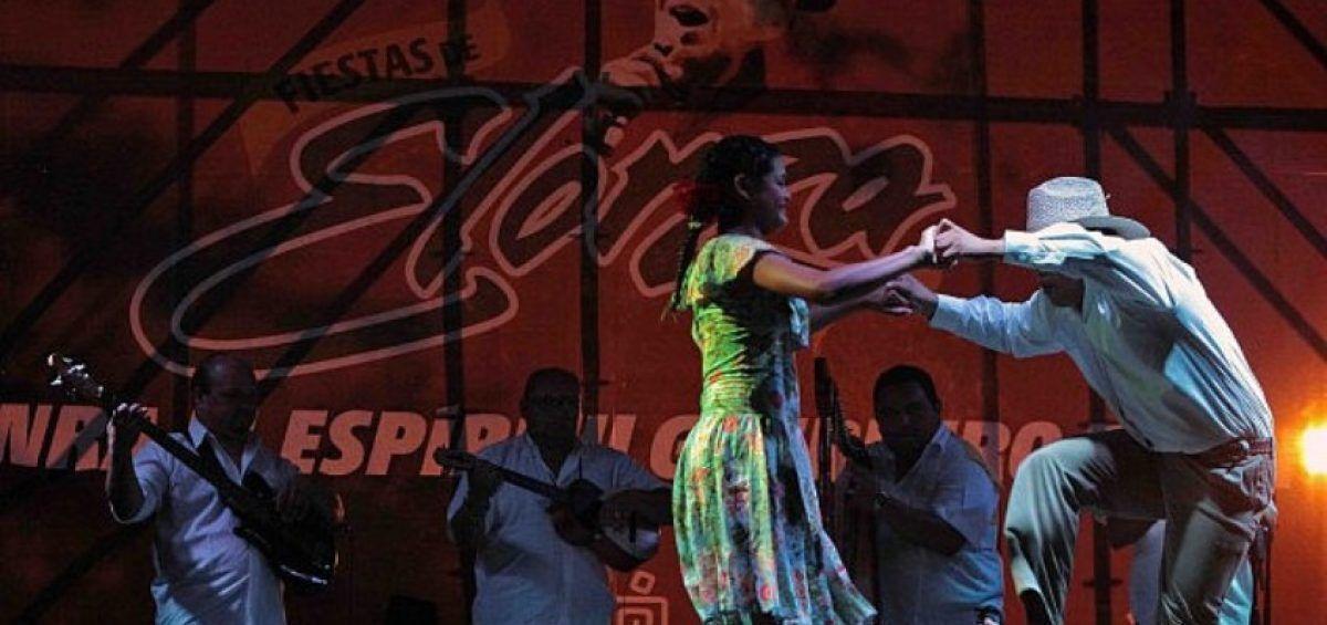 Fiesta en Elorza, sentir llanero
