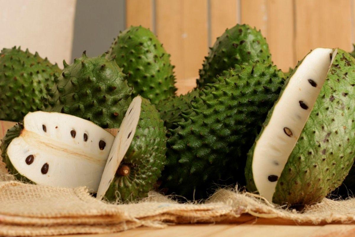 La delicada, polifacética y agridulce guanábana