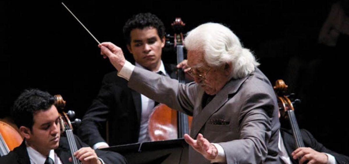 Inocente Carreño y la alegría de la creación musical