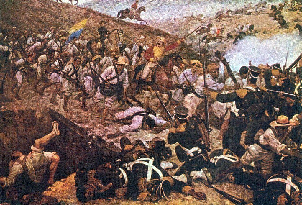 La exitosa estrategia con la que el Libertador triunfó en Carabobo