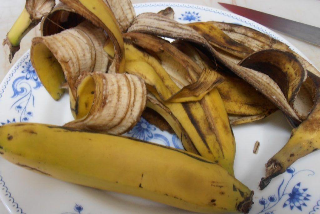 Novedoso material ecológico a base de cáscaras de plátano