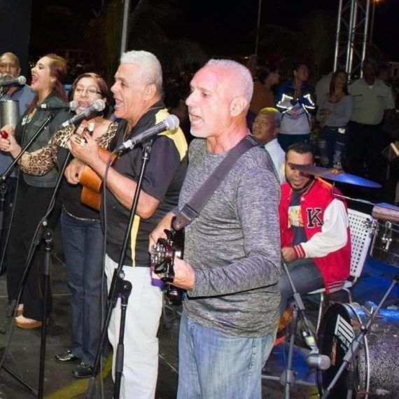 Palo de Arco, la armonía vocal como sello distintivo