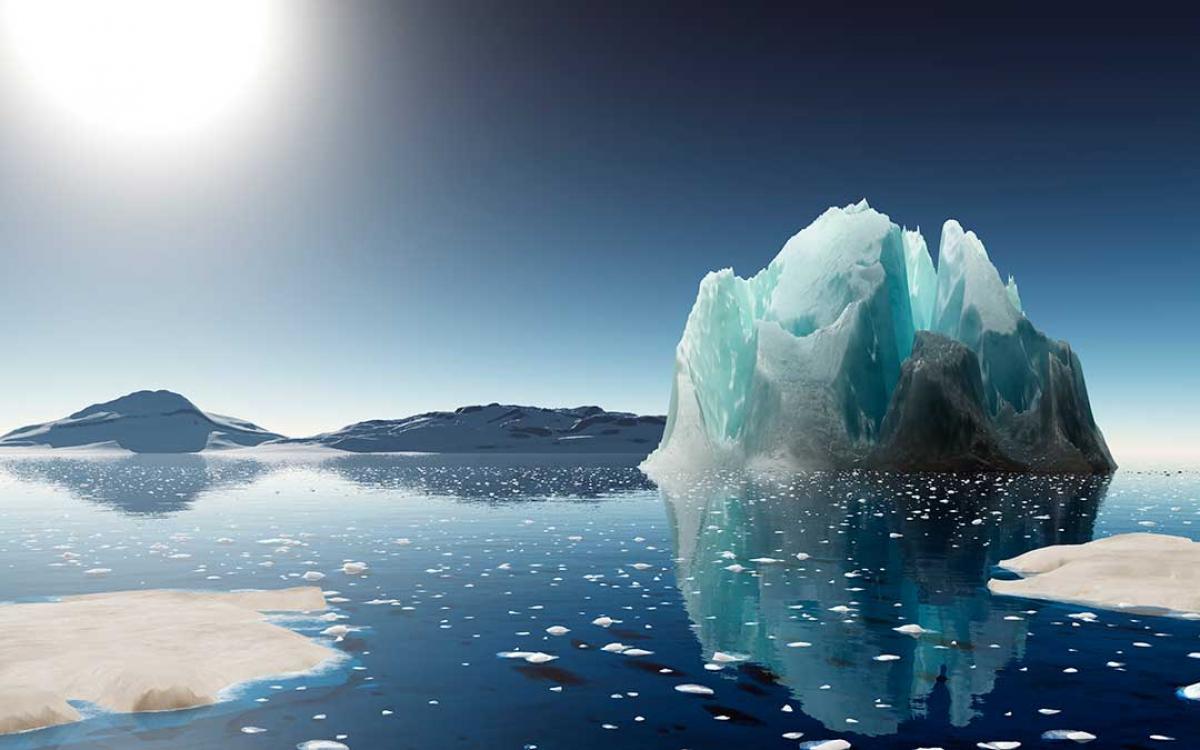 """Deshielo antártico provocaría un """"desastroso"""" aumento del nivel del mar"""