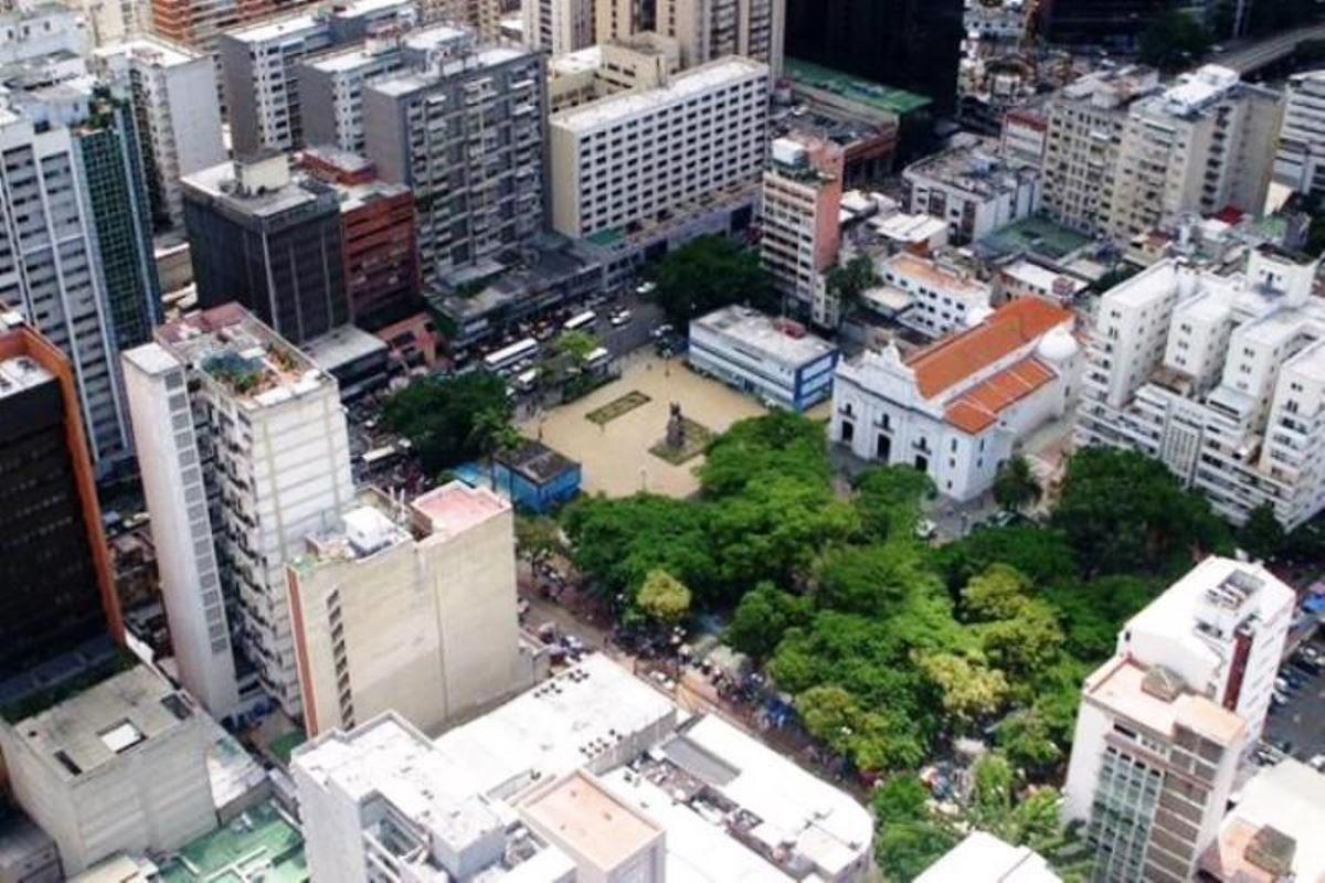 Historia y tradición en tres parroquias de Caracas