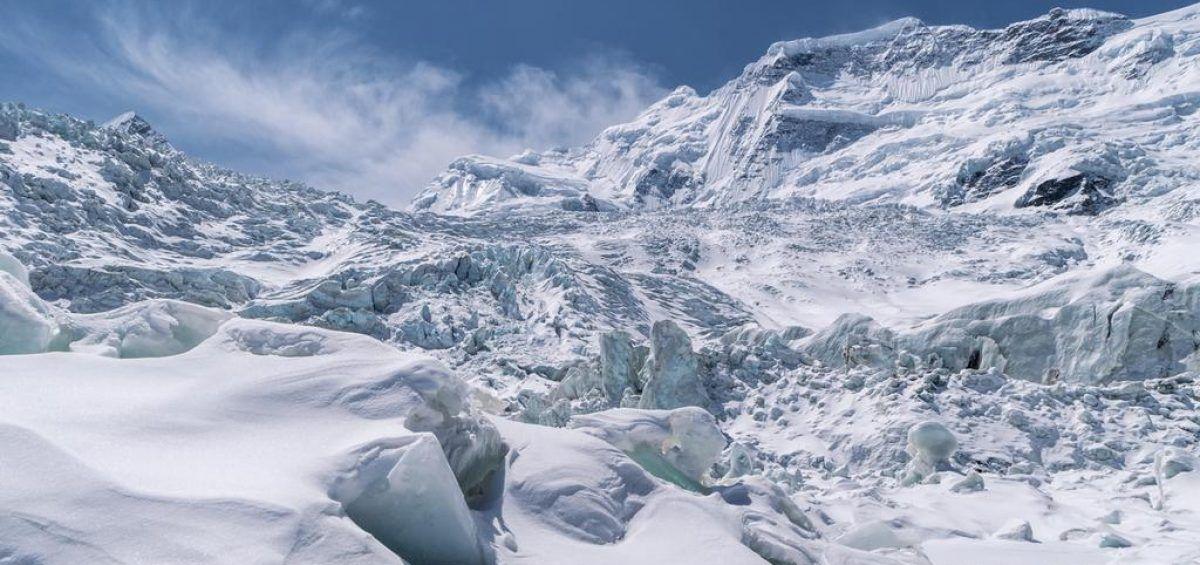 ¿Los virus en los glaciares podrían quedar expuestos?