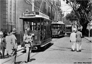 Los tiempos del tranvía de Caracas