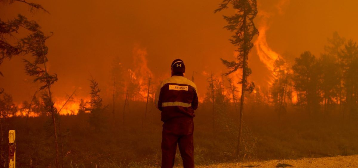 Calentamiento global: estamos en alerta roja