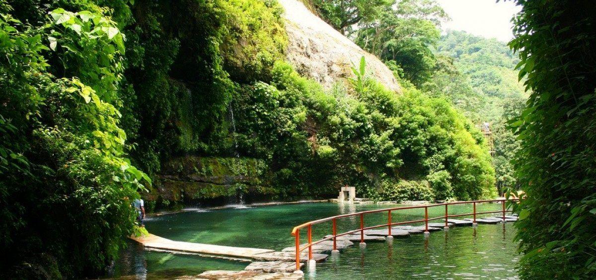 Parque Los Chorros, un oasis en Caracas